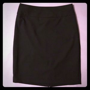 The Limited Black Pencil Skirt, perfect condition!